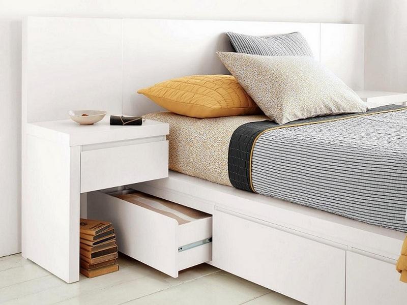 Советы по оптимизации хранения в спальне